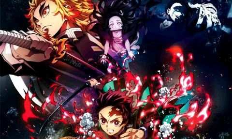 Demon Slayer Kimetsu no Yaiba Infinity Train