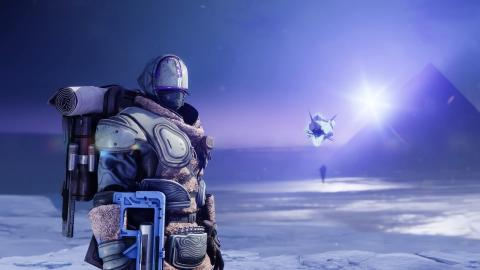 Destiny 2 mas alla de la luz