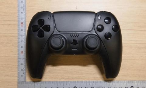 dualsense negro prototipo