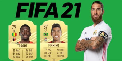 TOTW 3 FIFA 21 Equipo de la semana 3