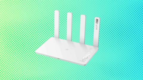 Honor Router 3 con WiFi 6