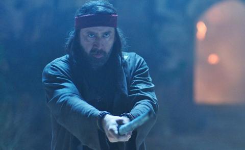 Jiu Jitsu - Nicolas Cage