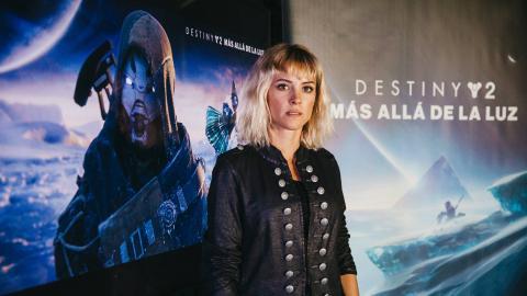 Maggie Civantos Destiny 2