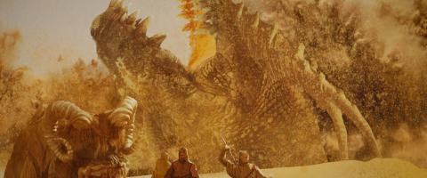 The Mandalorian 2x01 - Arte conceptual