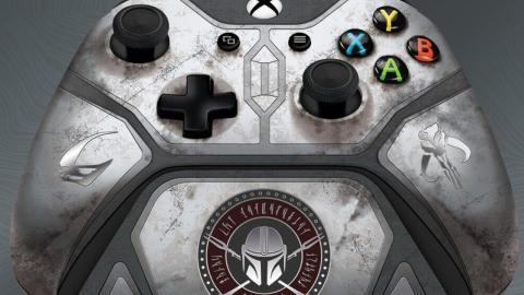 The Mandalorian y Xbox