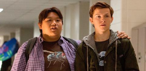 Ned Leeds y Peter Parker