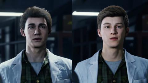 Spider-Man cara