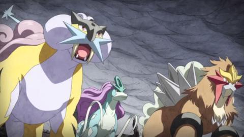 Pokémon Espada y Escudo Las Nieves de la Corona