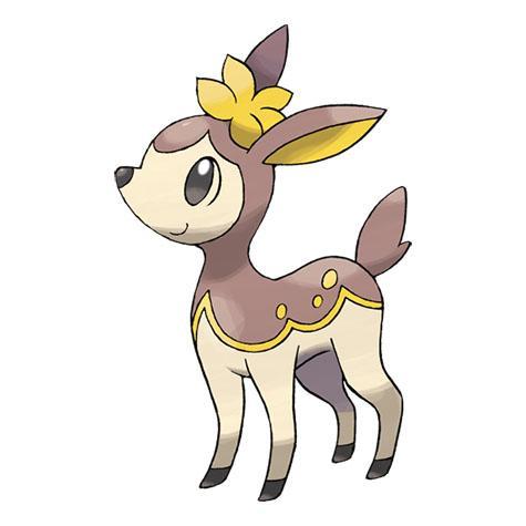 pokémon go deerling