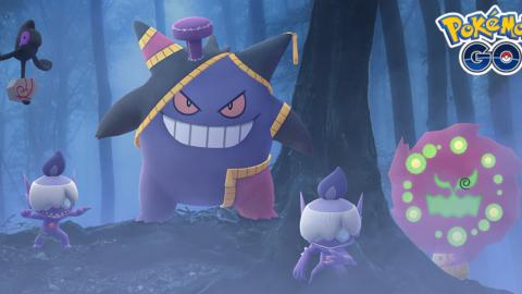 pokemon go evento Halloween
