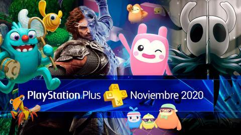 juegos gratis PS Plus noviembre 2020