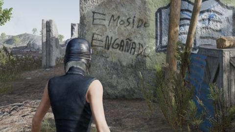 pubg graffiti emosido engañado