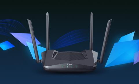 Router DLink WiFi 6