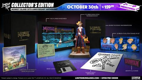 the secret of monkey island limited run