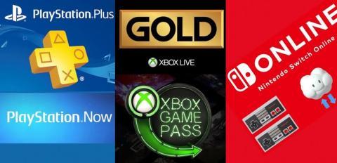 servicios suscripción videojuegos por catalogo
