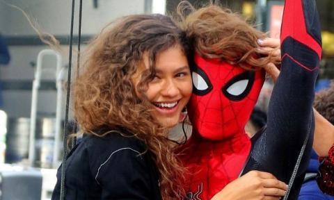 Spider-Man - Zendaya