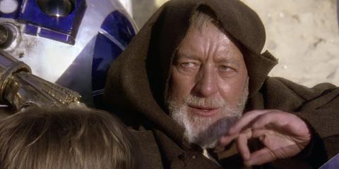 Star Wars Episodio IV - Obi-Wan Kenobi