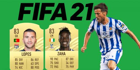 Equipo de la semana 5 FIFA 21 FUT