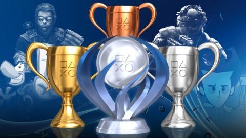 Trofeos de PlayStation