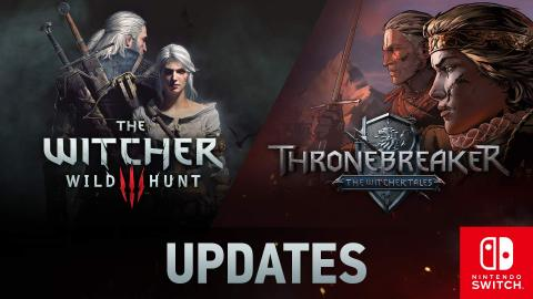 The Witcher 3 y Thronebreaker Switch