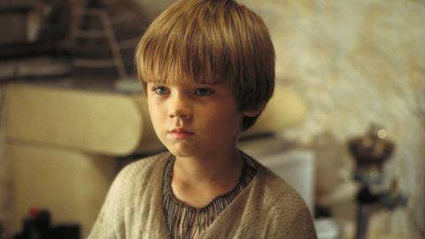 Anakin en La amenaza fantasma (1999)