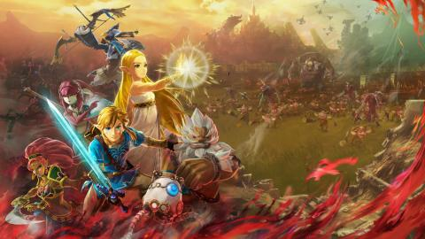 Hyrule Warriors La Era del Cataclismo Nintendo Switch análisis