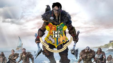 Assassin's Creed Harry Potter