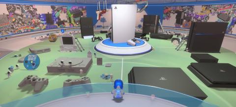 Análisis Astro's Playroom PS5