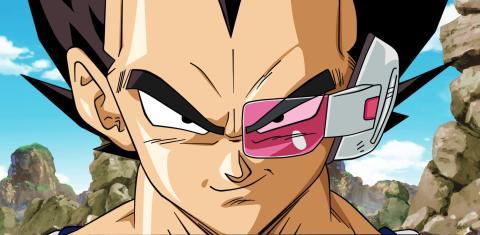 Dragon Ball - Así es la nueva resina oficial de Vegeta haciendo el Galick Gun