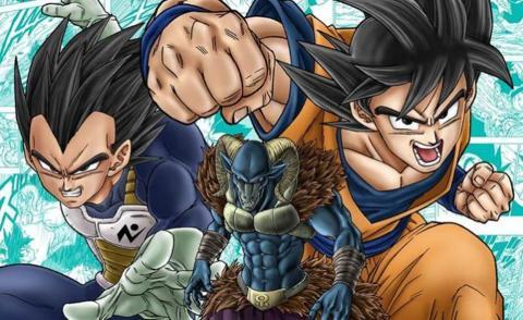 Dragon Ball Super Saga de Moro