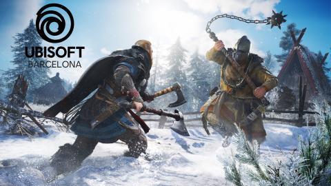 Entrevista Ubisoft Barcelona Assassin's Creed Valhalla
