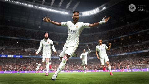 FIFA 21 PS5 Next Gen