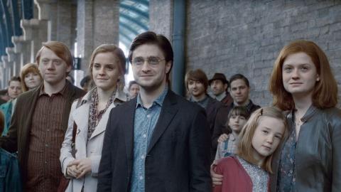 Final de Harry Potter