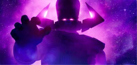 Fortnite - Galactus