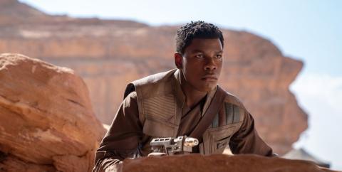 John Boyega en Star Wars