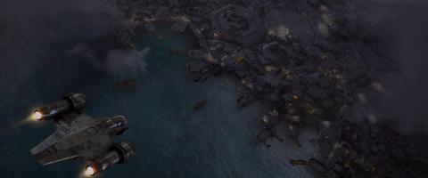 The Mandalorian 2x03 - Concept Art