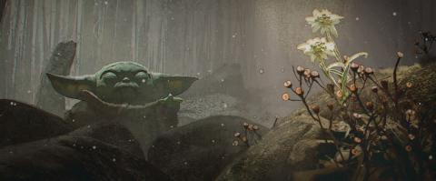 The Mandalorian 2x05 - Concept Art
