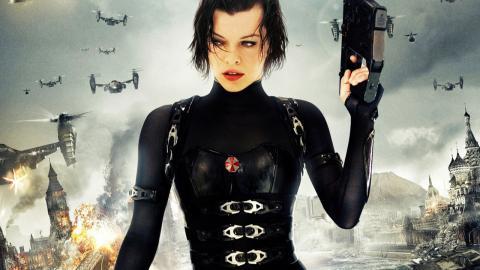 Películas de Resident Evil