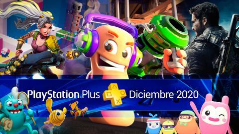 Juegos gratis PS Plus diciembre 2020