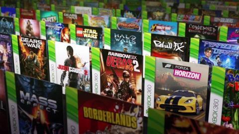 Retrocompatibles Xbox