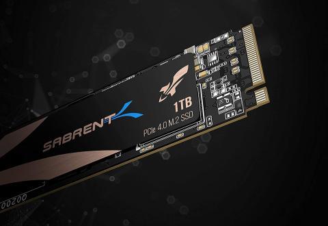 Sabrent 1TB Rocket Nvme PCIe 4.0