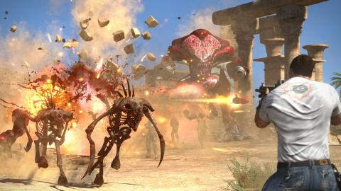 Serious Sam Collection Switch