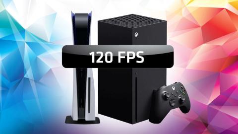 Lista todos los juegos de PS5 y Xbox Series X que corren a 120 fps