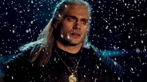 The Witcher adelanto navideño