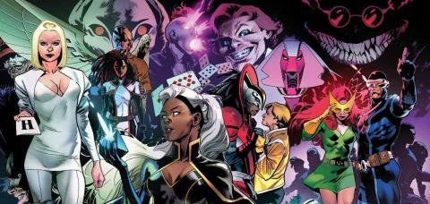 X-Men Reign of X