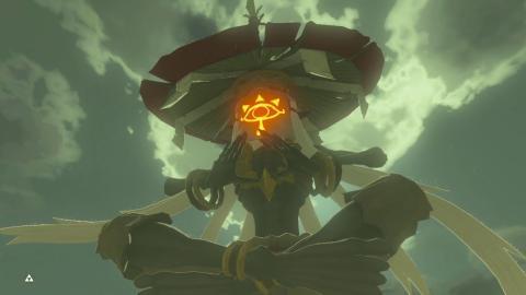 Zelda breath of the wild makkosh