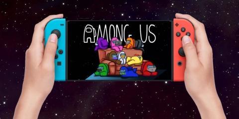 Among Us Switch