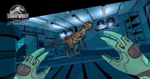 Análisis Jurassic World Aftermath Oculus Quest