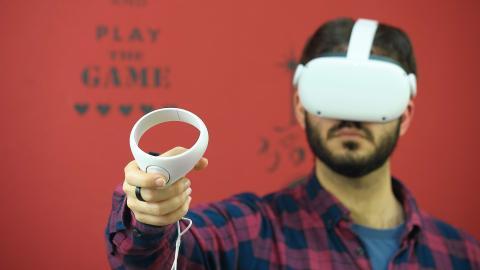Análisis Oculus Quest 2