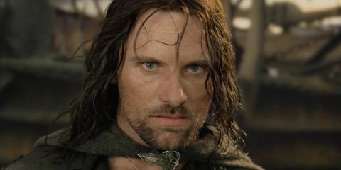 Aragorn de El señor de los anillos